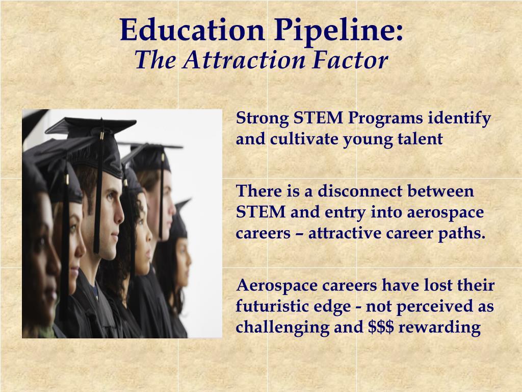 Education Pipeline: