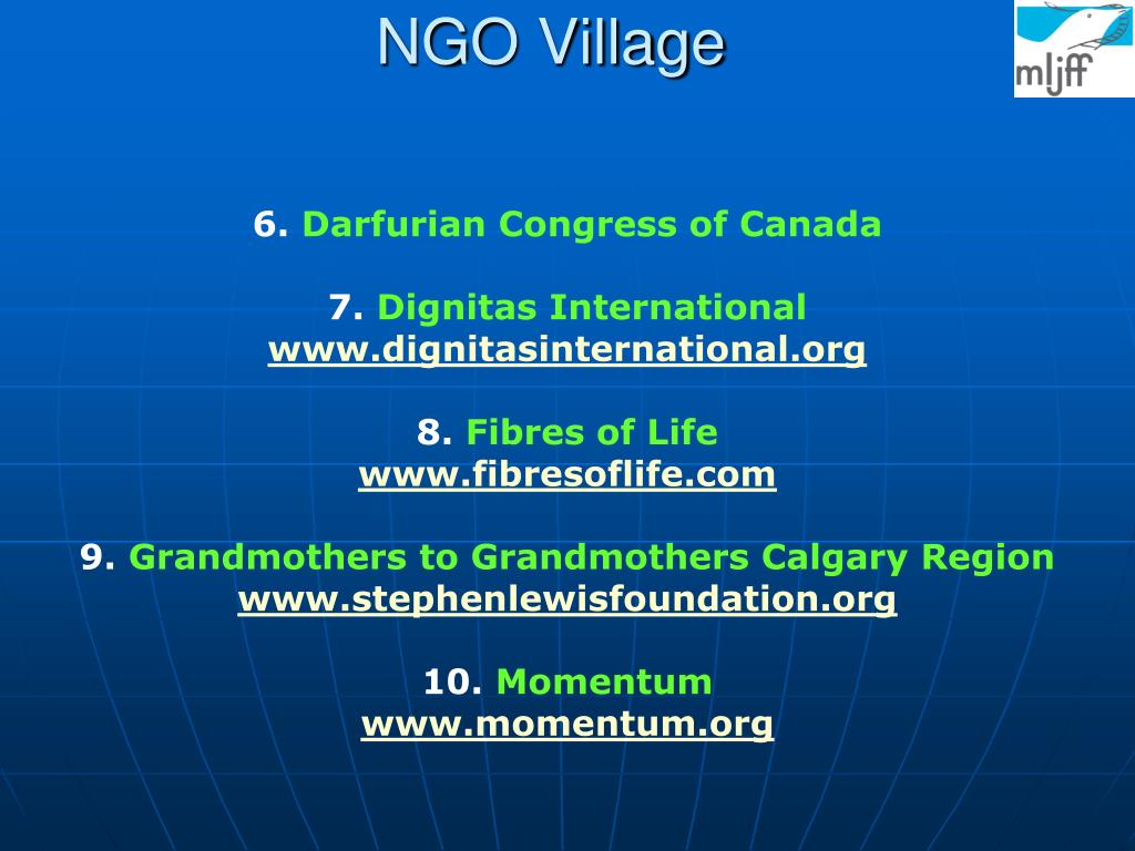 NGO Village