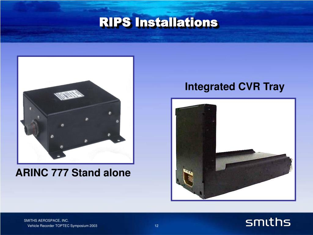 RIPS Installations