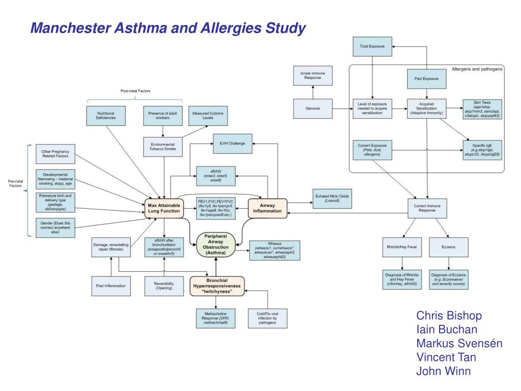 Manchester Asthma and Allergies Study
