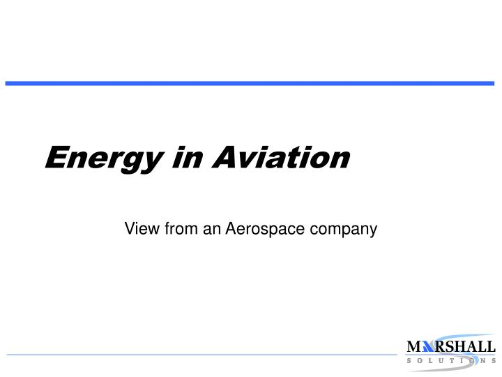 Energy in aviation l.jpg