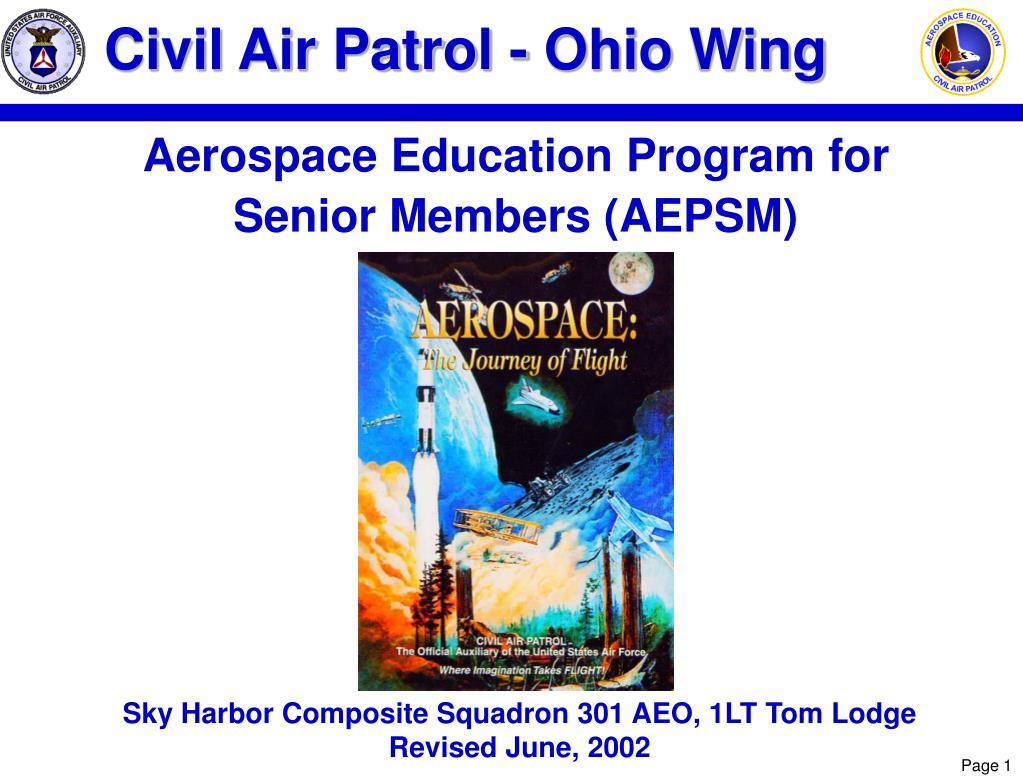Civil Air Patrol - Ohio Wing