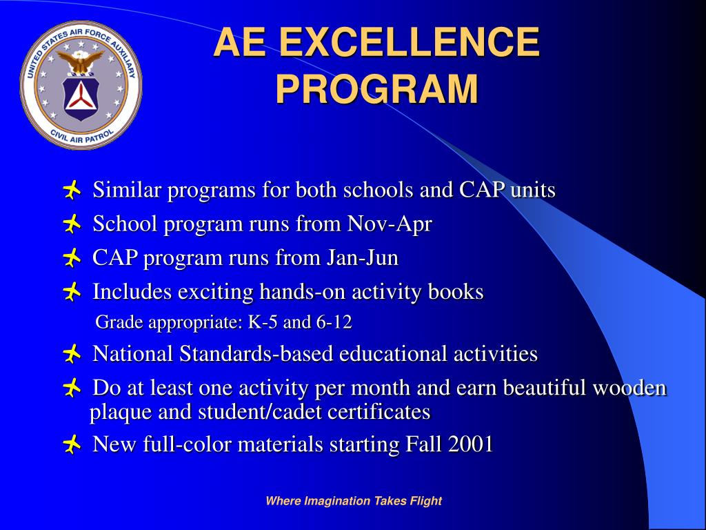 AE EXCELLENCE