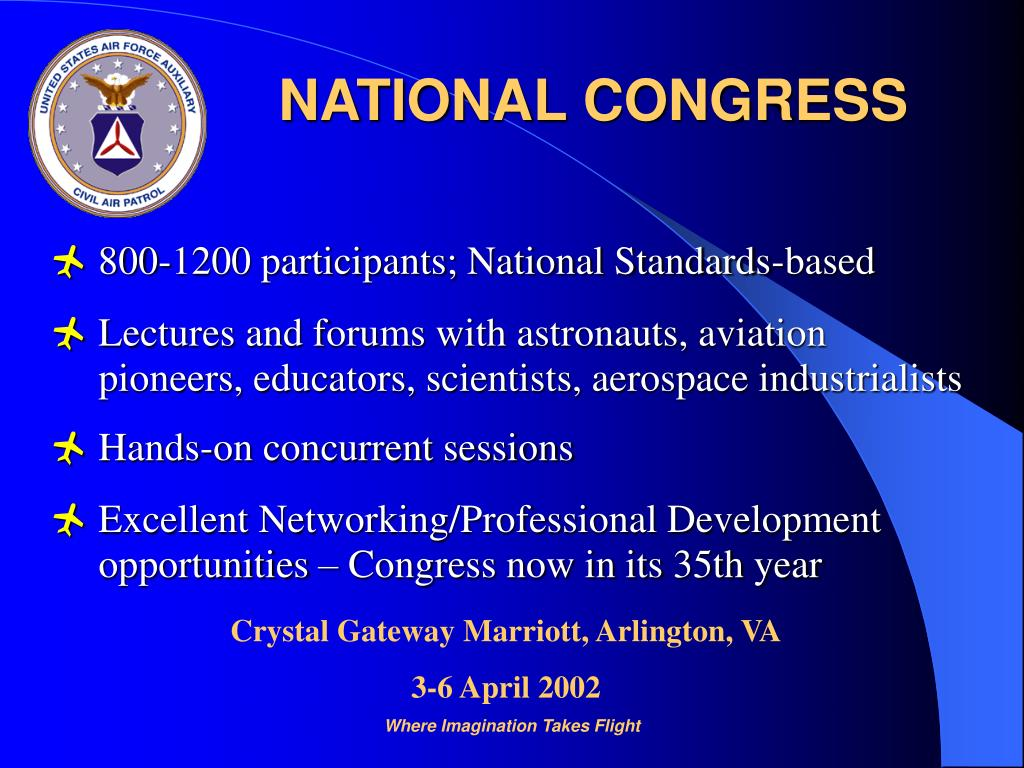 NATIONAL CONGRESS