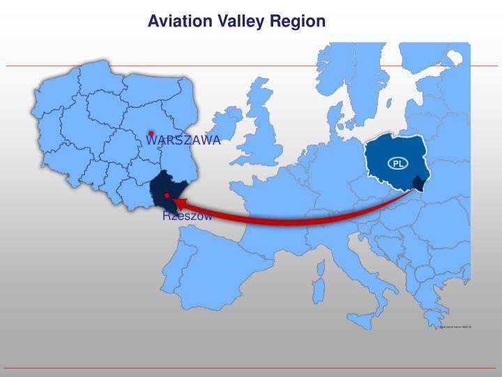 Aviation Valley Region
