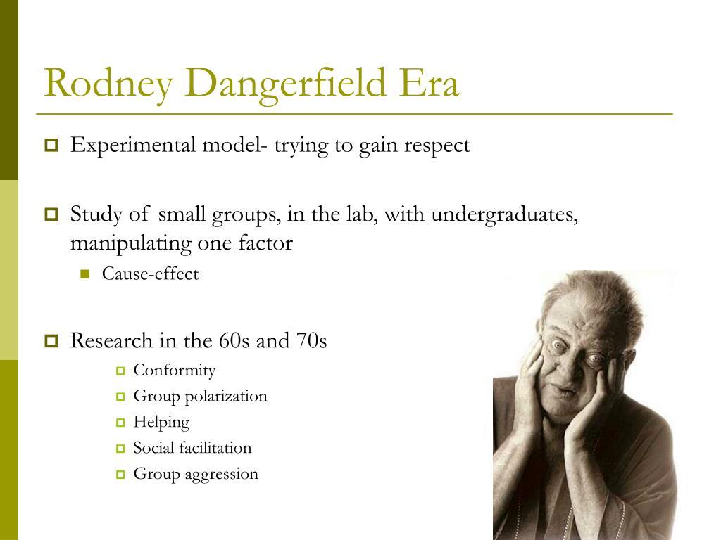 Rodney Dangerfield Era