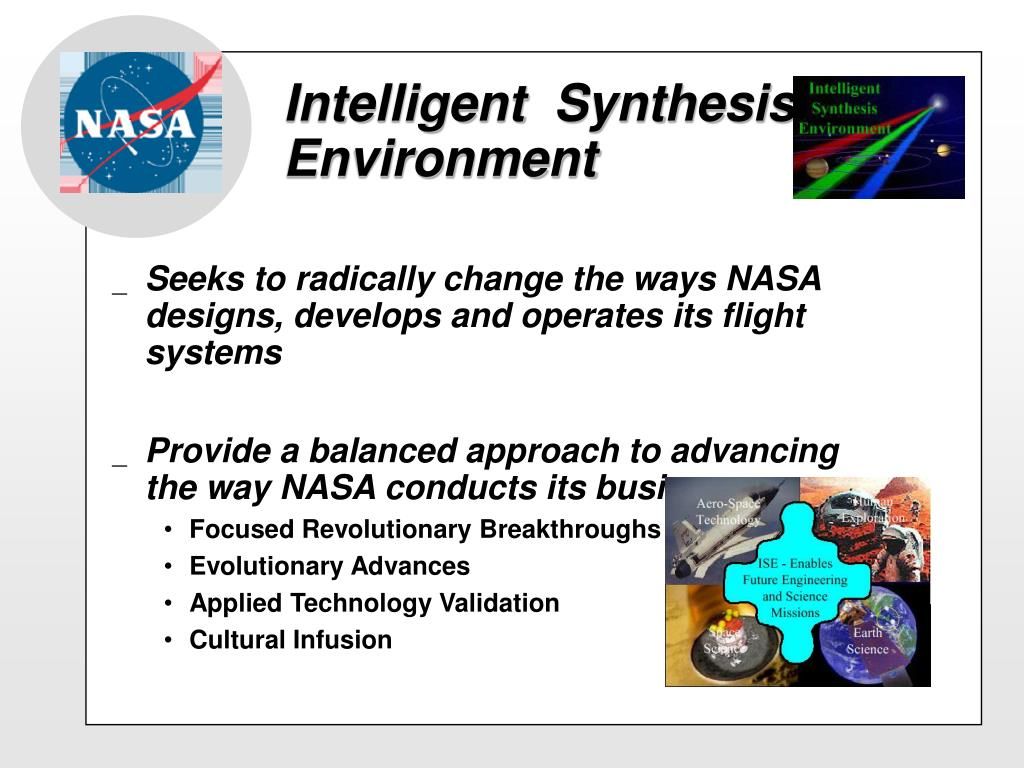 Intelligent  Synthesis