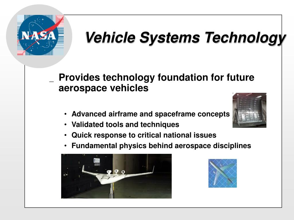 Vehicle Systems Technology