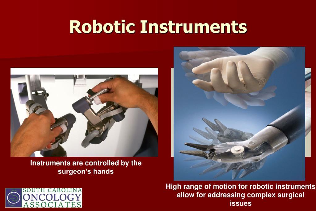 Robotic Instruments