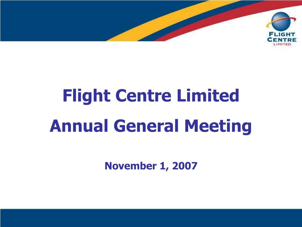 Flight Centre Limited