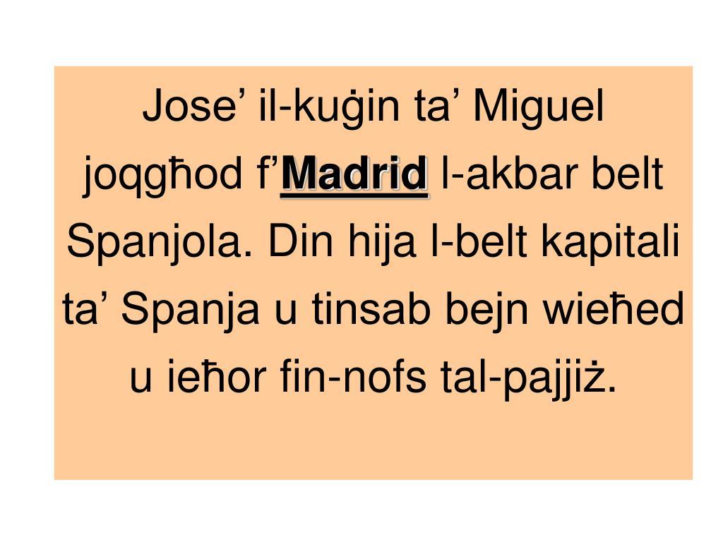 Jose' il-ku