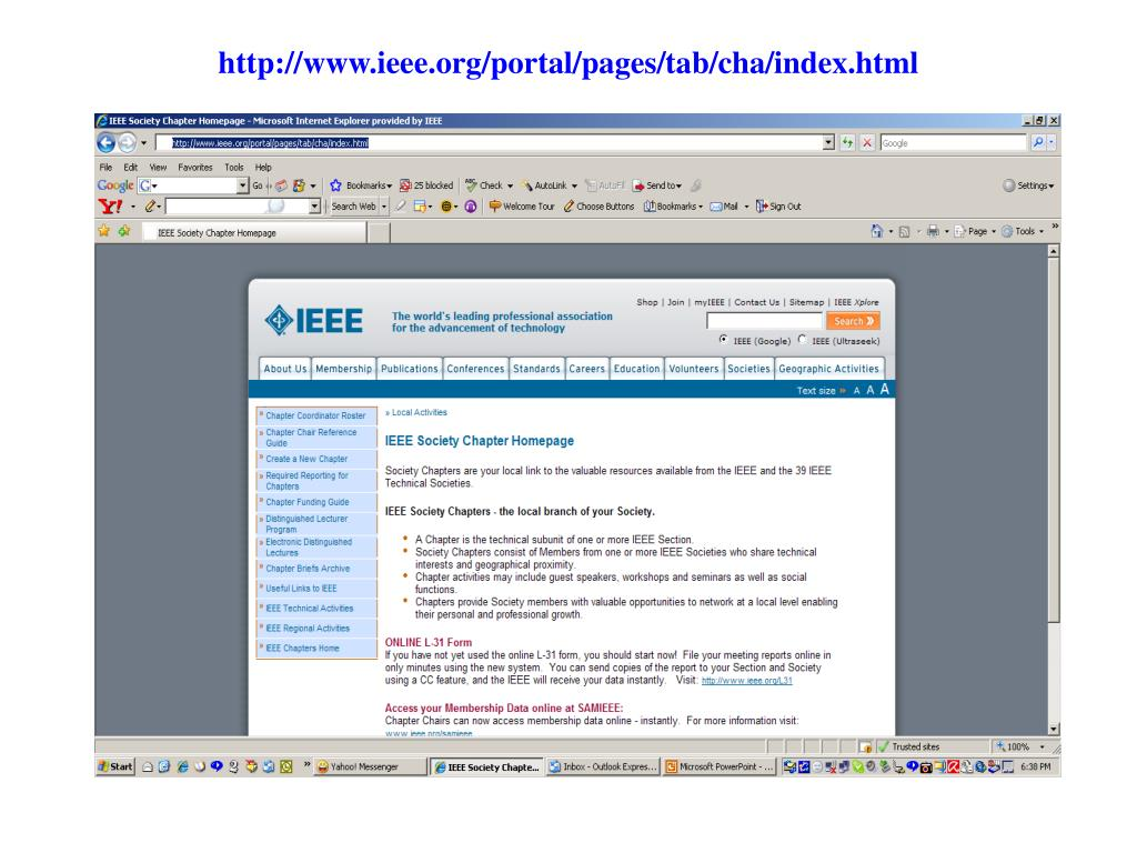 http://www.ieee.org/portal/pages/tab/cha/index.html