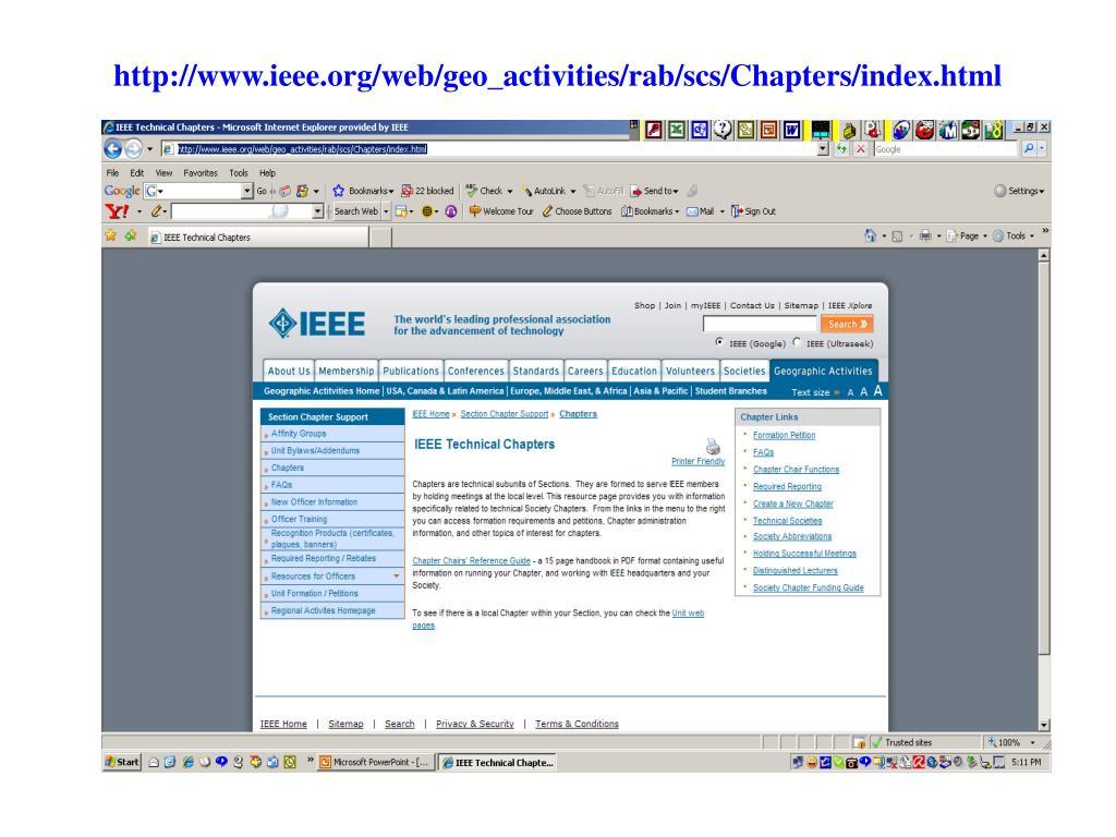 http://www.ieee.org/web/geo_activities/rab/scs/Chapters/index.html