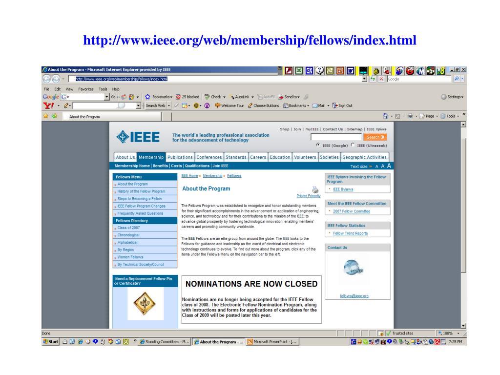 http://www.ieee.org/web/membership/fellows/index.html