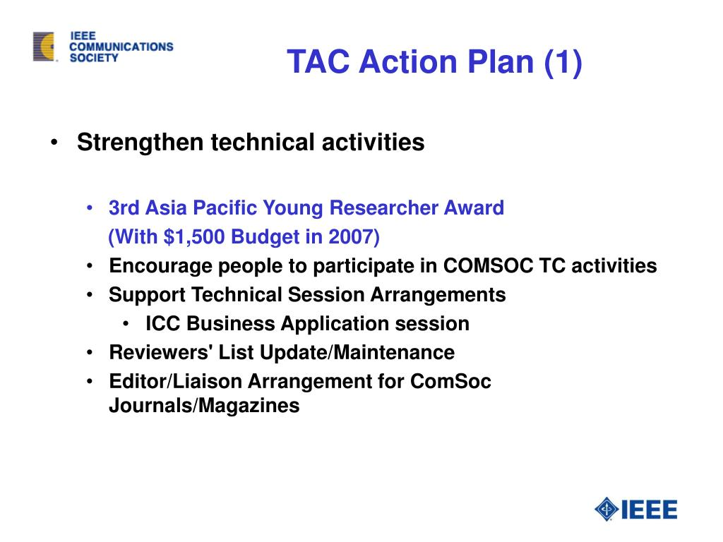 TAC Action Plan (1)