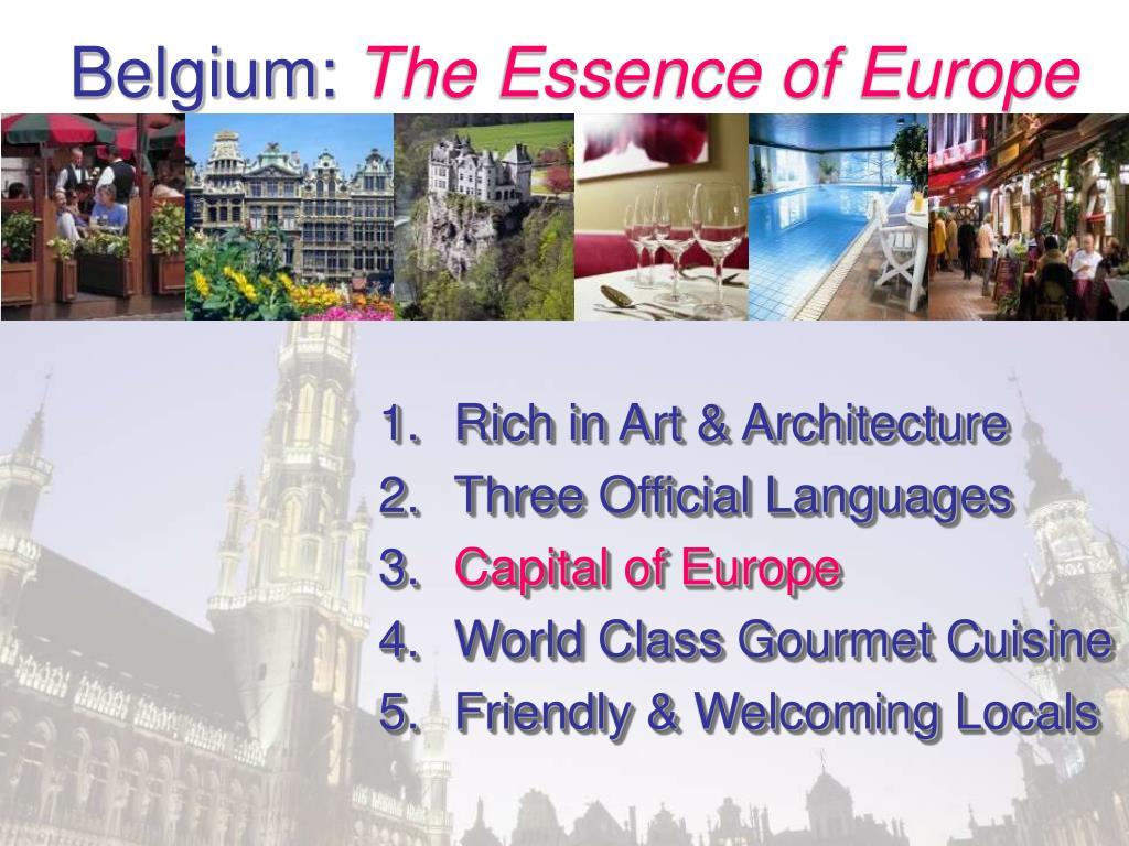 Belgium: