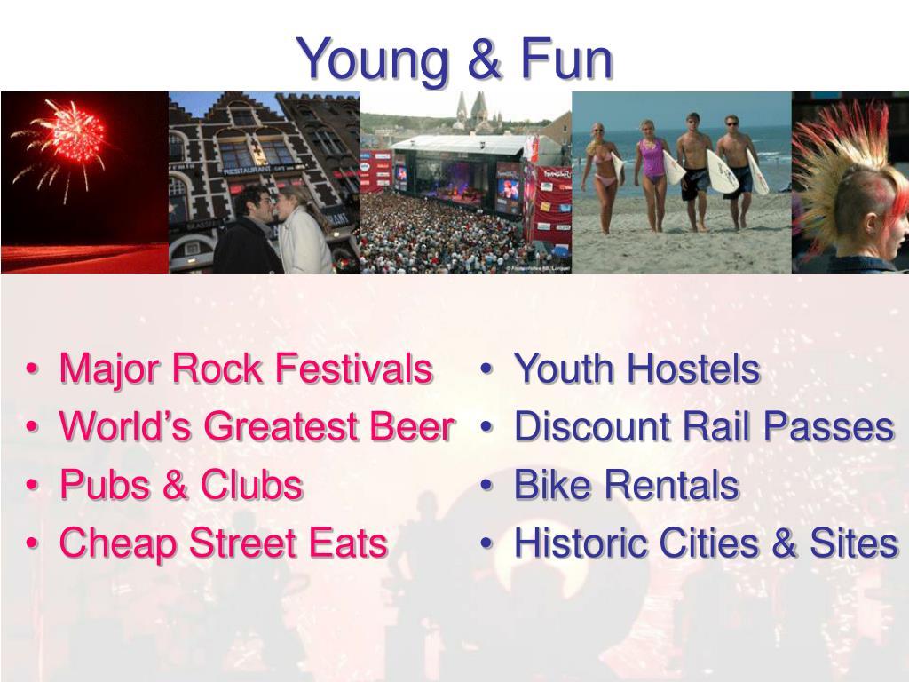 Young & Fun
