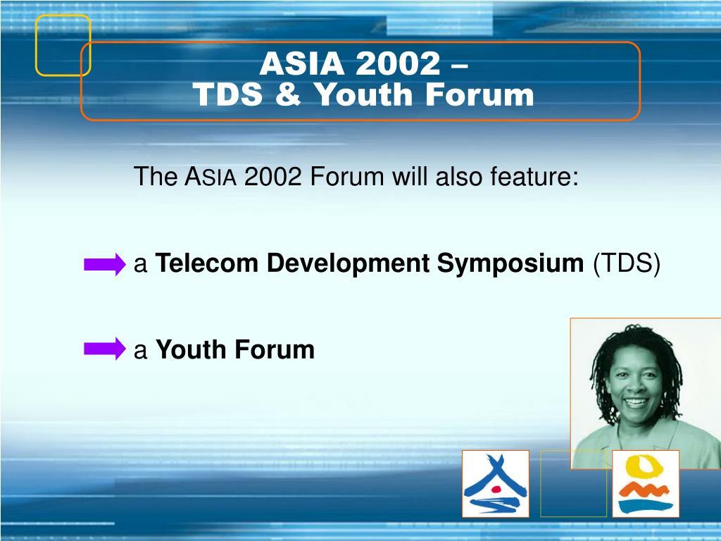 ASIA 2002 –