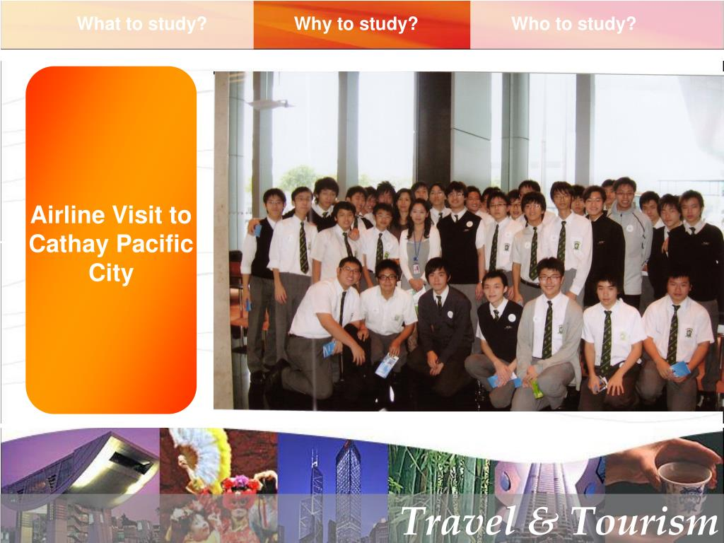 Airline Visit to Cathay Pacific City