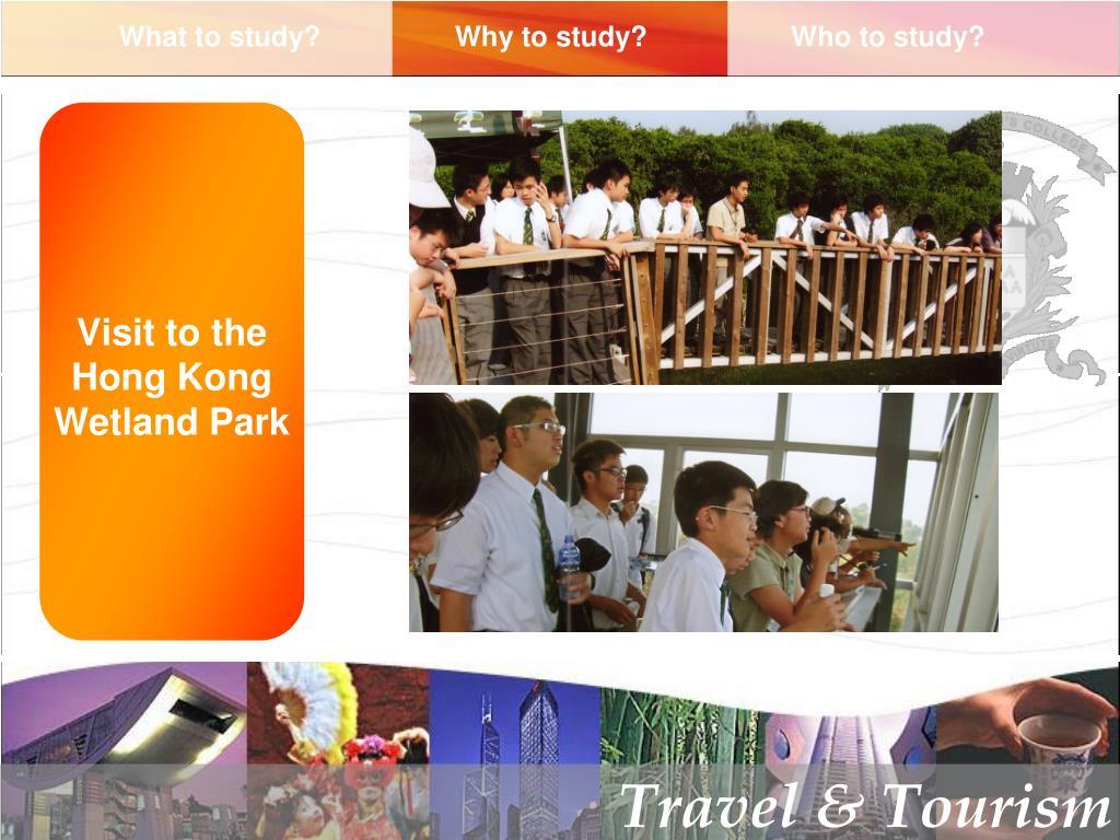 Visit to the Hong Kong Wetland Park