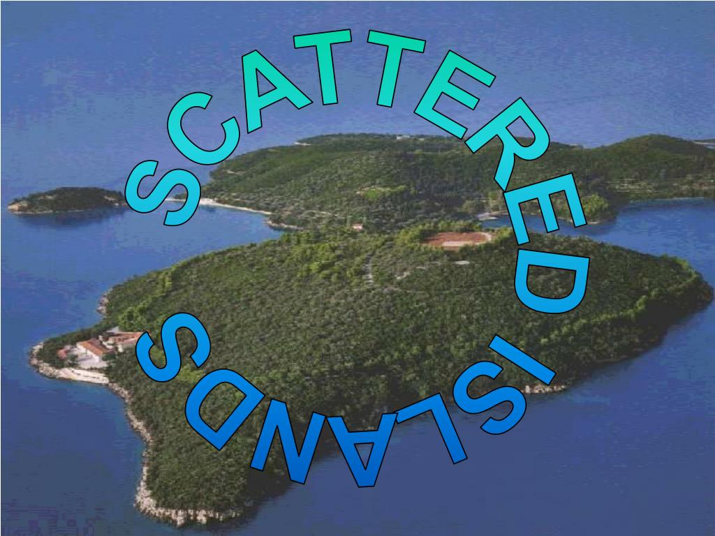 SCATTERED ISLANDS