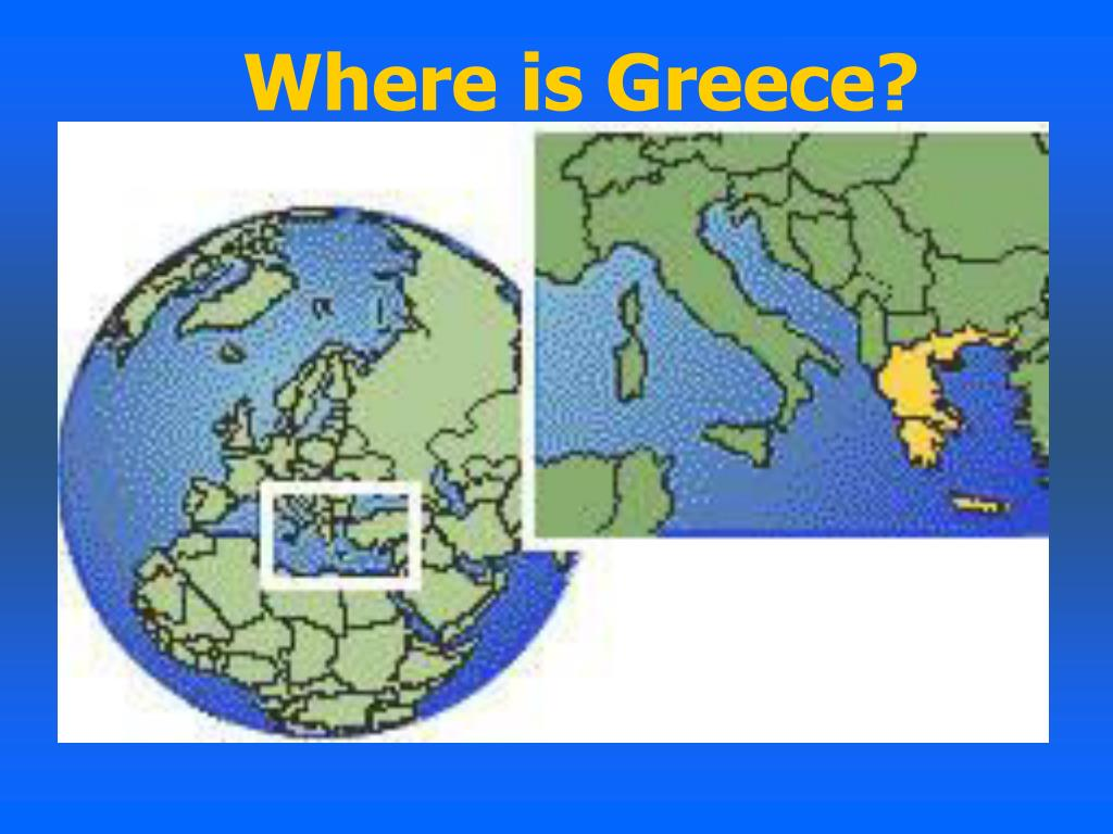 Where is Greece?