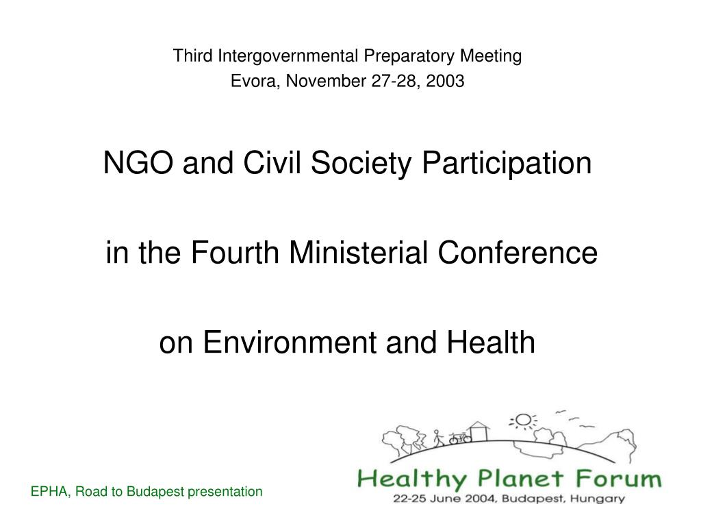 Third Intergovernmental Preparatory Meeting