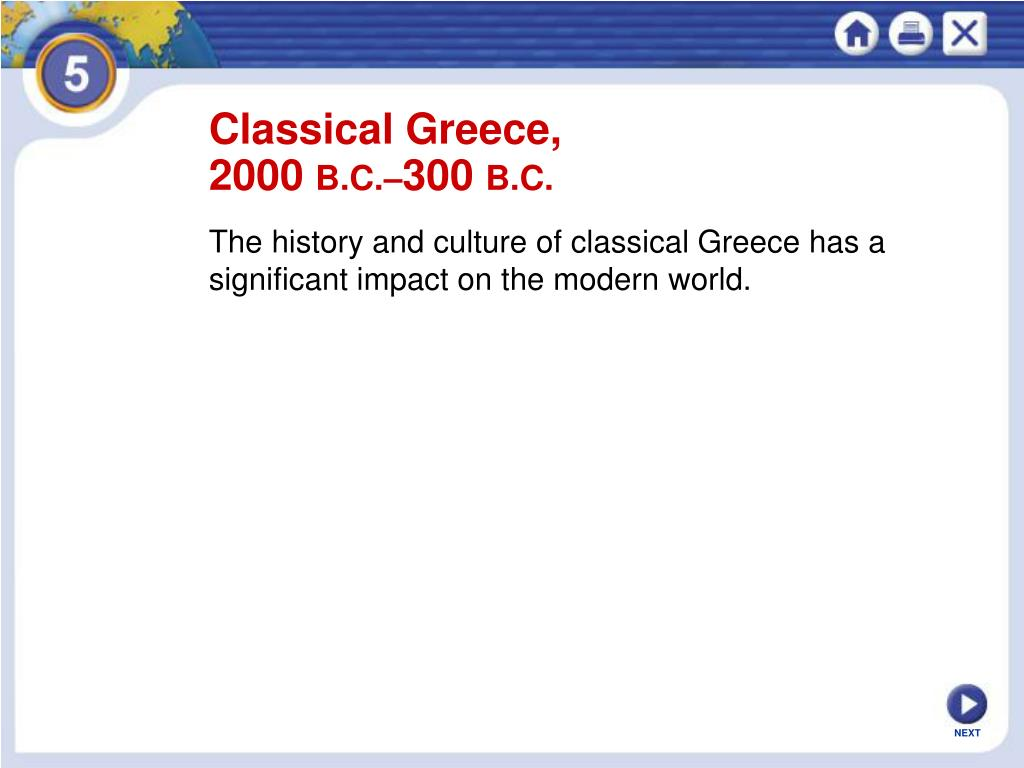 Classical Greece,