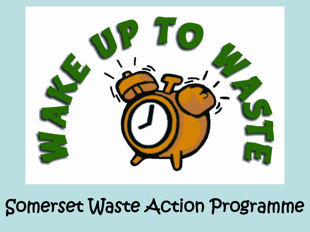 Somerset Waste Action Programme