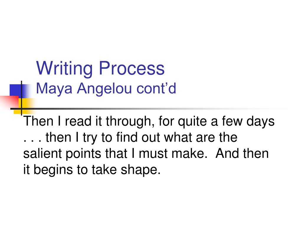 conclusion paragraph for maya angelou Maya angelou's biography essays: over 180,000 maya angelou's biography essays, maya angelou's biography term papers, maya angelou's biography research paper, book.
