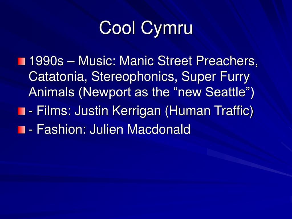 Cool Cymru