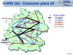g win 2a extension plans 04