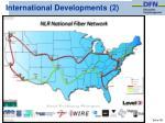 international developments 2