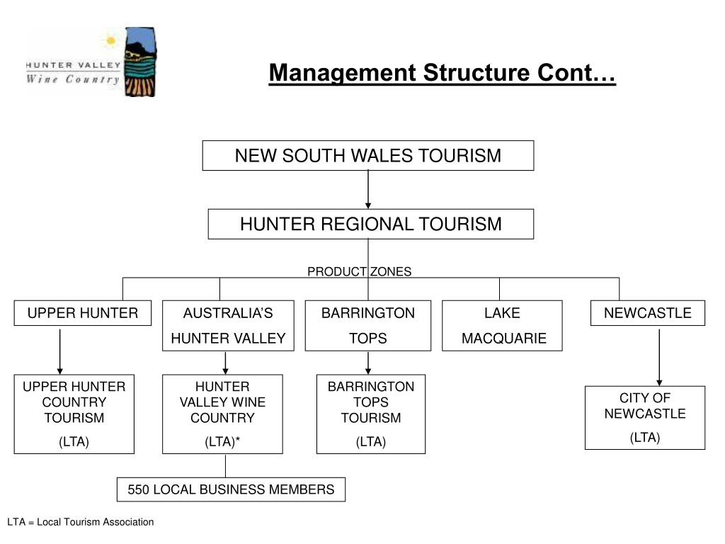 Management Structure Cont…