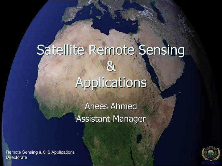 Satellite remote sensing applications l.jpg