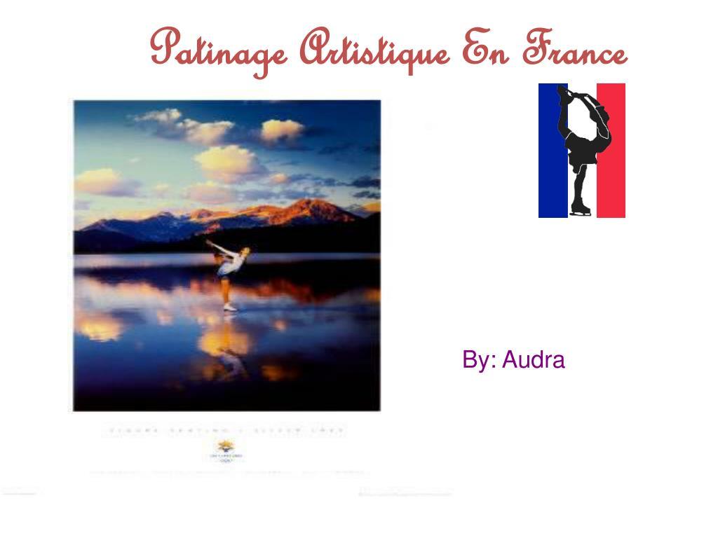 Patinage Artistique En France