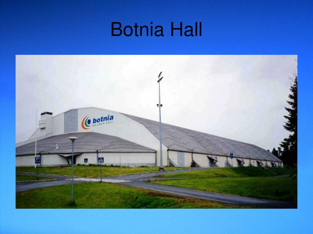 Botnia Hall