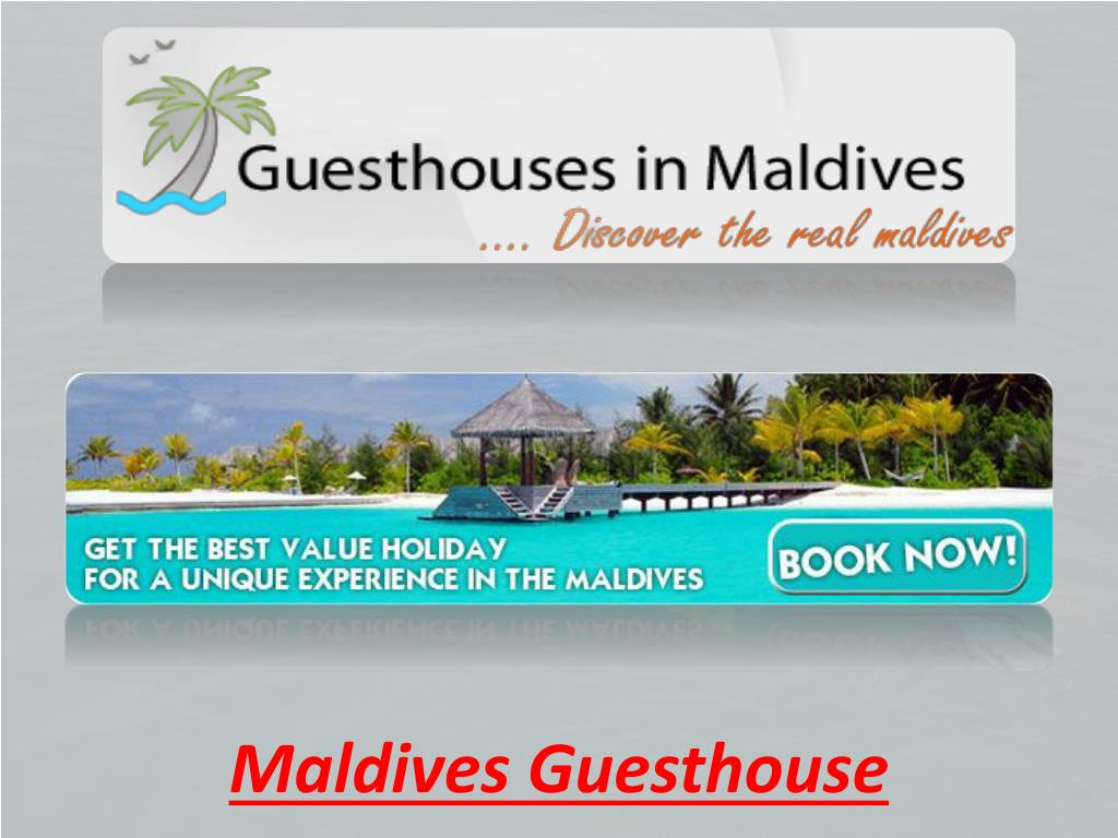 Maldives Guesthouse