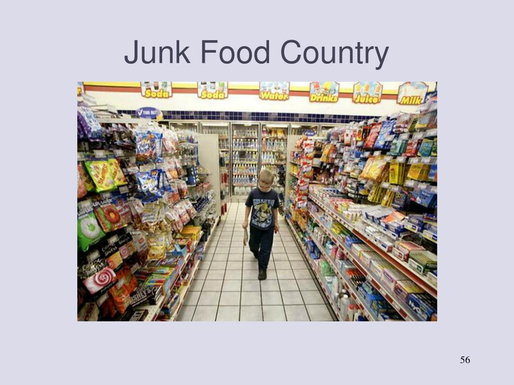 Junk Food Country