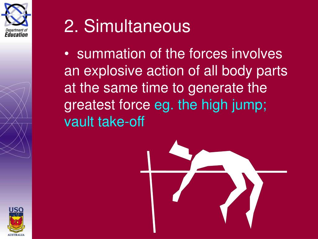 2. Simultaneous