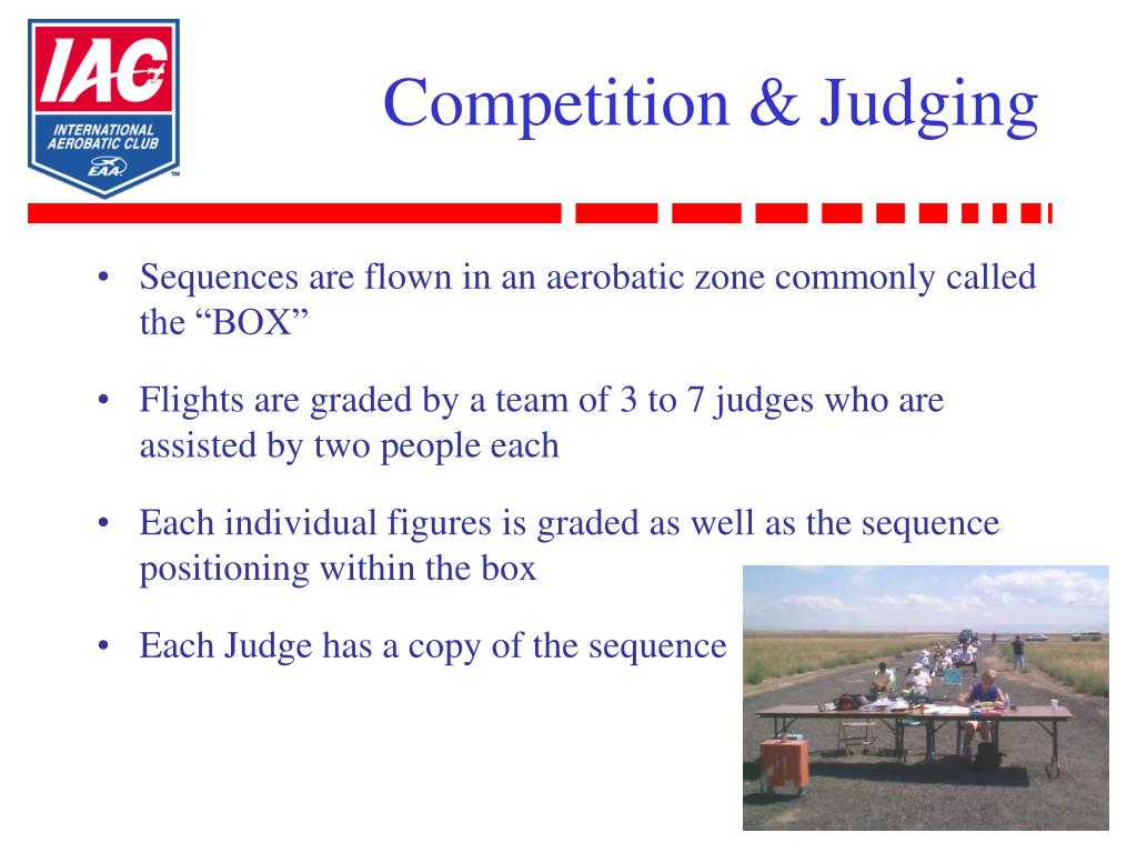 Competition & Judging