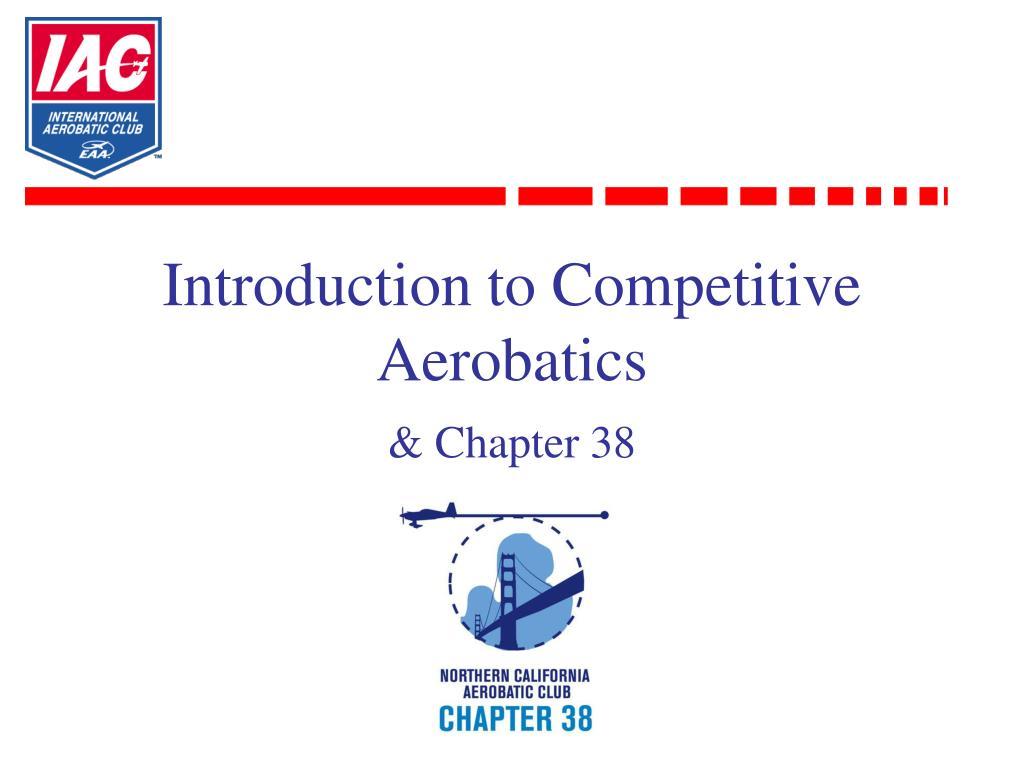 introduction to competitive aerobatics