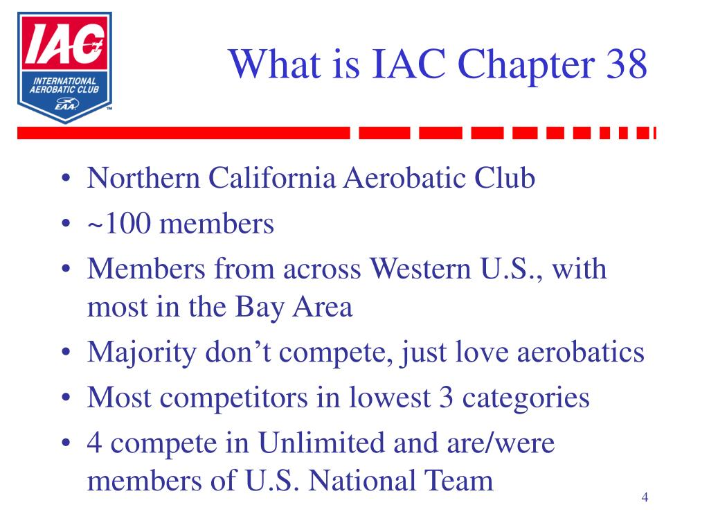 What is IAC Chapter 38