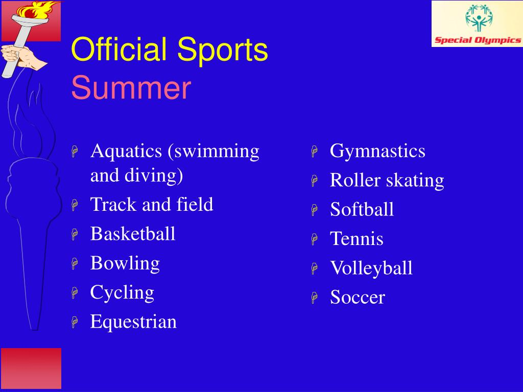 Aquatics (swimming and diving)