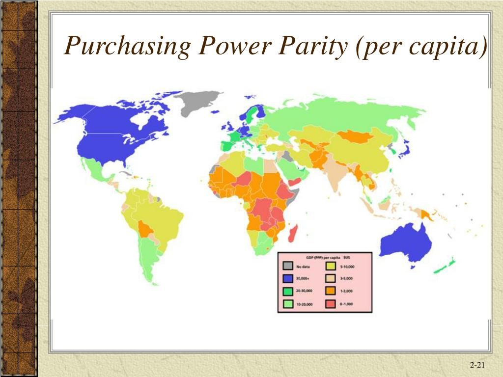 Dissertation on purchasing power parity
