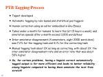 ptb tagging process