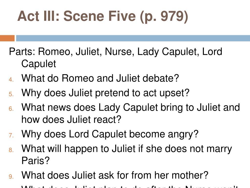 Act III: Scene Five (p. 979)