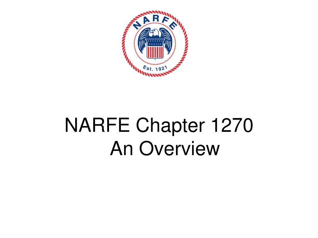 NARFE Chapter 1270
