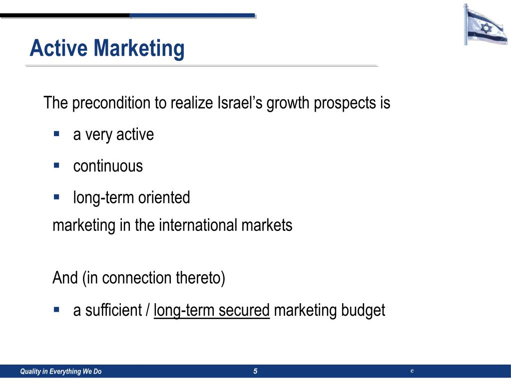 Active Marketing
