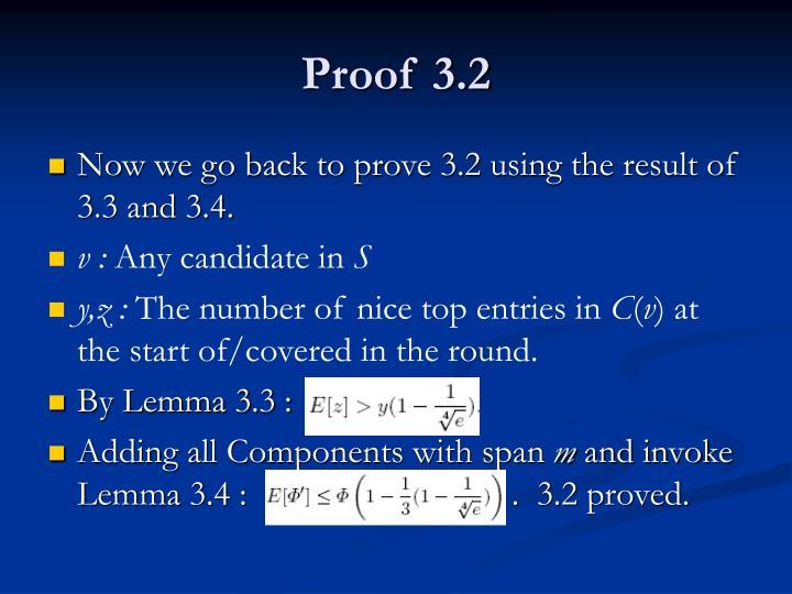 Proof 3.2